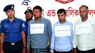 Three managers arrested after deadly Bangladesh factory fire