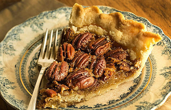 <b>Bourbon pecan pie</b><br> <br> Prep: 30 minutes<br>