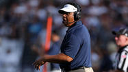 "Navy football coach Ken Niumatalolo said Wedneday that he received a text message from the family of freshman quarterback Ralph Montalvo, saying that the player who was critically injured in a car accident near his home in South Florida last week has been upgraded to ""serious but stable"" condition."