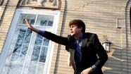 ... the triumphant return of Rod Blagojevich