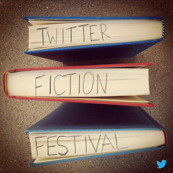 Twitter Fiction Festival.