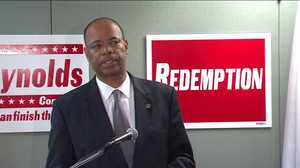 Convicted former Rep. Mel Reynolds wants Jackson Jr's seat