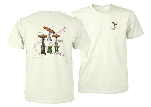 These tees by Patent Wear are perfect for the wine lover in your life.