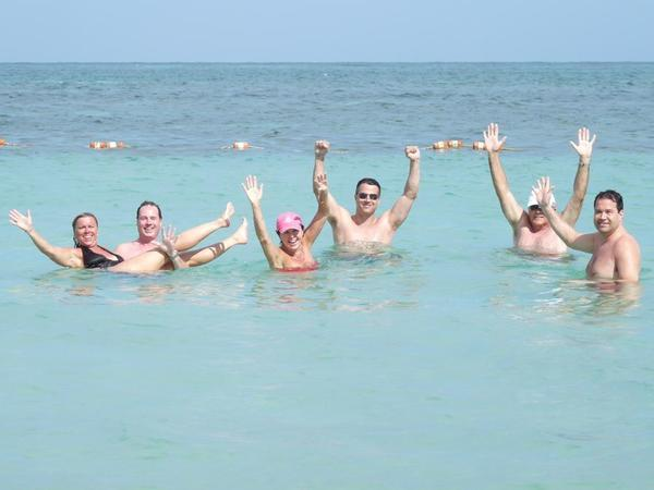 One word: Jamaica. The annual awards trip at First Home Mortgage Corp. was a trip to Jamaica.