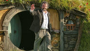"""The Hobbit: An Unexpected Journey"" had its long-expected party in Wellington, the capital city of New Zealand, on Wednesday. Thousands of fans lined the blocks-long red carpet to greet director Peter Jackson and his cast of dwarfs, hobbits and wizards."