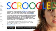 "Are you getting ""scroogled"" by Google? Microsoft thinks so."