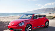 L.A. Auto Show: Volkswagen to put out Beetle Convertible next month