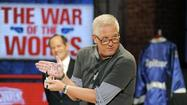 Glenn Beck, the art critic, dunks Obama figurine in 'pee pee'