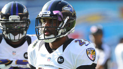 Ravens' Corey Graham a surprise absentee at Wednesday's practic…