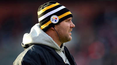 Steelers' Ben Roethlisberger making progress