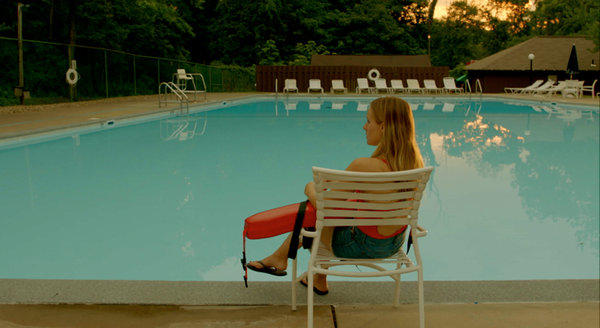 "Kristen Bell in Liz W. Garcia 's ""The Lifeguard."""