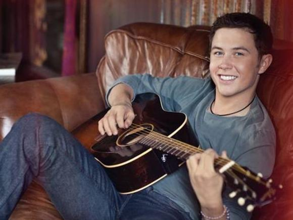 Scotty McCreery Bring Season's Greetings to nyc