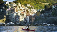 Italy: Paddling around Cinque Terre and Sardinia by kayak