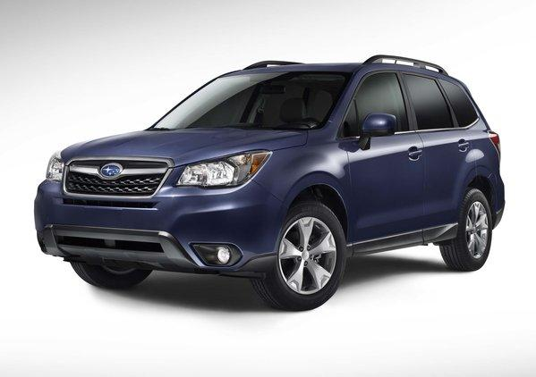 The 2014 Subaru Forester will be available with a choice of two engines mated to new, more fuel-efficient transmissions.
