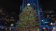 "The Rockefeller Center Christmas Tree lighting is at the center of  a list of events Wednesday that are set to make most of the Midtown West a traffic mess.  Getting around and making the most of the mess can be done if you know what to do.  PIX11 and ""Gridlock"" Sam Schwartz have the 411."
