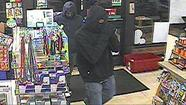 PHOTOS: Surveillance photos of 7-Eleven robbery in Roanoke