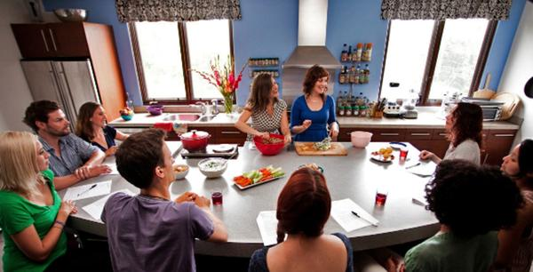 Vegan cooking classes from Spork Foods  <br/> Encourage your friends to eat vegan now and again by giving them a certificate for a vegan cooking class from Spork Foods. Jenny and Heather Goldberg, the sisters who run Spork Foods, know how to keep the lifestyle choice light and accessible for full vegans and dabblers alike. <br/> $65 per person per class, http://www.sporkfoods.com
