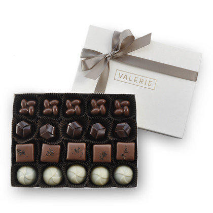 L.A.-based Valerie Confections will host tastings of tea-infused truffles.