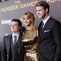 'The Hunger Games' premiere