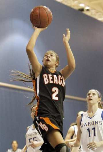 Paola Roa is a returning standout for Huntington Beach High.