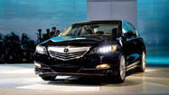 L.A. Auto Show: Honda shows off new Acura RLX flagship sedan