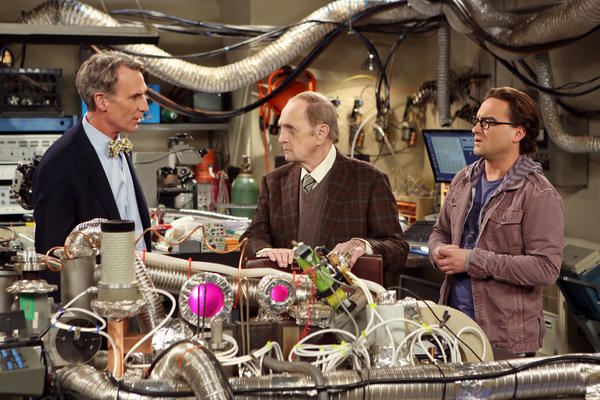 "A parking spot assigned to Sheldon (Jim Parsons) becomes the center of a dispute in a new episode of ""The Big Bang Theory"" at 8 p.m on CBS."