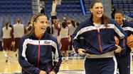 Pictures: UConn Women Vs. Colgate At The XL Center