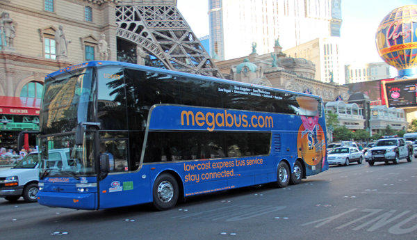 Megabus once again will offer service from L.A. to Las Vegas. It will drop passengers at the Regional Transportation Commission's South Strip Transfer Terminal.