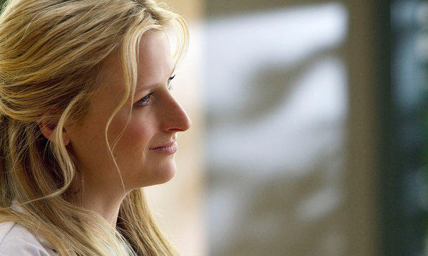 "Mamie Gummer as the title character of ""Emily Owens, M.D."""
