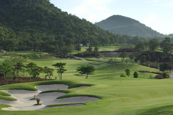 Black Mountain Golf Club in Hua Hin, Thailand, made the U.S. Golf Digest 2012 list of Best 100 Courses Outside the U.S.