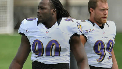 Pernell McPhee trying to drop weight to regain quickness