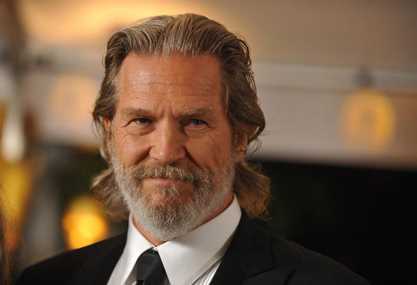 "Actor <a class=""taxInlineTagLink"" id=""PECLB000662"" title=""Jeff Bridges"" href=""/topic/entertainment/movies/jeff-bridges-PECLB000662.topic"">Jeff Bridges</a> is 61, and The Dude abides. (ROBYN BECK/AFP/Getty Images)"