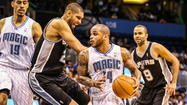 Spurs rout the Magic 110-89 at Amway Center | Video