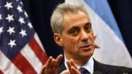 "Mayor Rahm Emanuel today refused to back away <a href=""http://www.chicagotribune.com/news/local/ct-met-emanuel-cta-fare-hikes-20121127,0,3388369.story"" target=""_blank"">from his remarks</a> that commuters can choose whether to drive or take the CTA when fares increase, instead saying his earlier comments were misinterpreted."