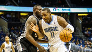 <b>Pictures: </b>Spurs 110, Magic 89