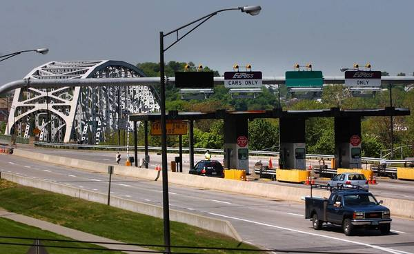 The Route 22 toll bridge between Easton and Phillipsburg will undergo a $30 million rehab.