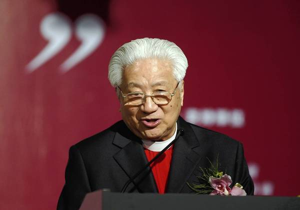 For many years, Bishop Kuang-hsun Ting headed the Three-Self Patriotic Movement and the China Christian Council, the two government-sanctioned Protestant organizations that together form the official Protestant church in China.