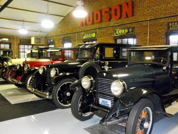 The Old Spokes Auto Museum in New Smithville houses one of the world's largest collections of Hudson automobiles. It is part of the 2012 Holiday Tour to benefit the Kutztown Library.