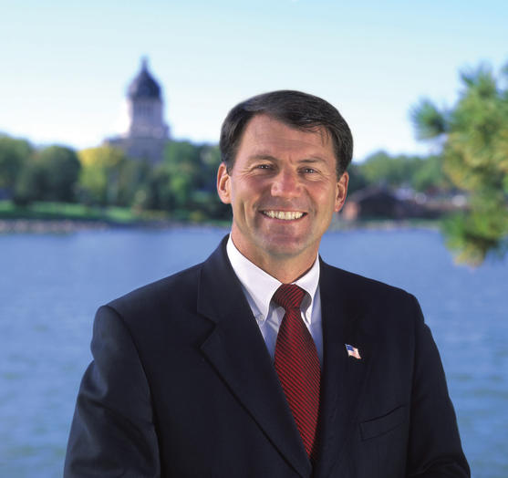 Former S.D. Gov. Mike Rounds