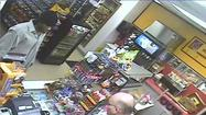 Police seek robber who held up convenience store twice