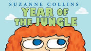 Suzanne Collins follows 'Hunger Games' with 'Year of the Jungle'