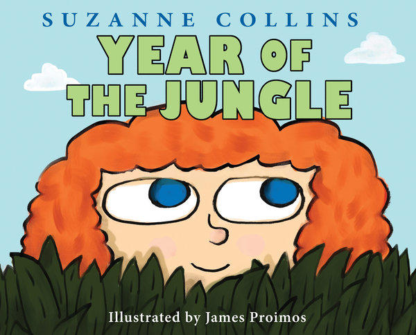 """Year of the Jungle"" by Suzanne Collins"