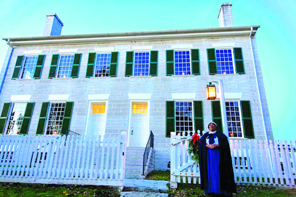The Holidays at Shaker Village