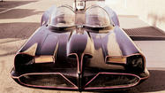 Holy hot rod, Batman! The iconic Batmobile from the 1960s television show is going up for auction early next year.