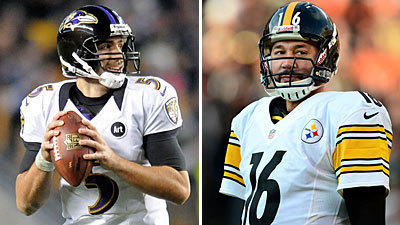 The Baltimore Sun's staff picks for Ravens vs. Steelers