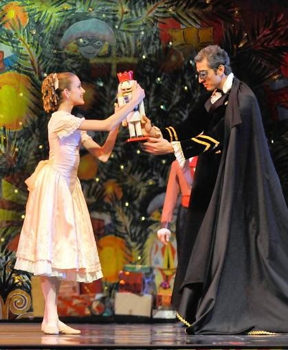 "Orlando Ballet presents the holiday classic ""The Nutcracker."""