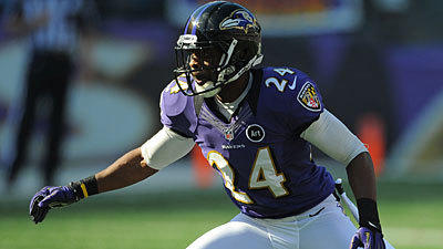Ravens' Corey Graham recovering from stomach virus