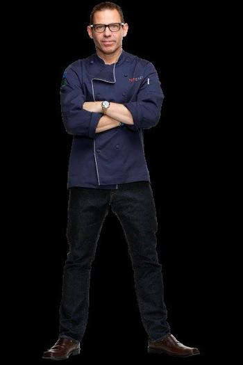 Top Chef contestant John Tesar
