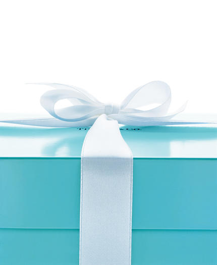 Shoppers aren't going as much for Tiffany & Co.'s iconic robin's egg blue boxes.