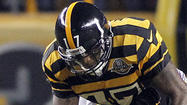The Pittsburgh Steelers' decision to list wide receiver Mike Wallace as a co-starter with Emmanuel Sanders on the team's updated depth chart didn't draw much of a reaction from Wallace.